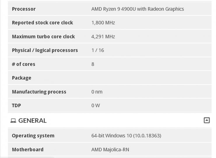 AMD Ryzen 9 4900U 3DMark 740x544 0