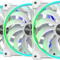 Alpenföhn viste de blanco sus ventiladores Wing Boost 3 ARGB