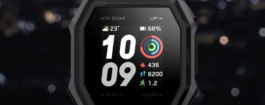 Amazfit Ares: Smartwatch rugerizado con 2 semanas de autonomía