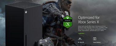 La Xbox Series X verá como el Assassin's Creed Valhalla llega a 4K @ 30 FPS
