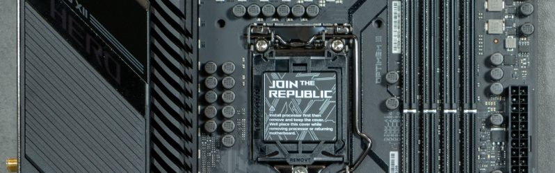 Review: Asus ROG Maximus XII Hero (Wi-Fi)