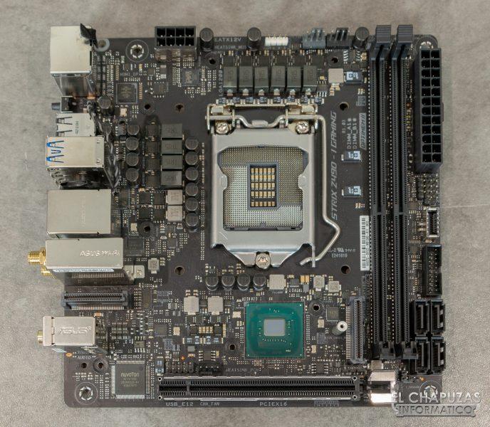 Asus ROG Strix Z490-I Gaming 9