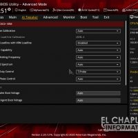 Asus ROG Strix Z490 I Gaming BIOS 7 200x200 40