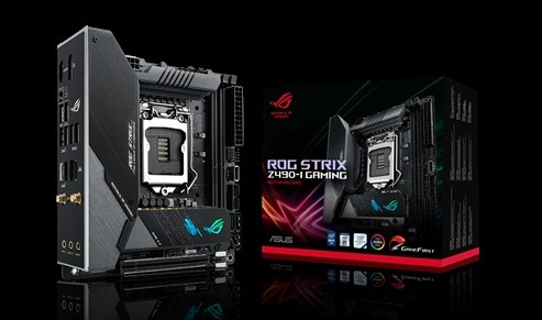 Asus ROG Strix Z490-I Gaming - Oficial
