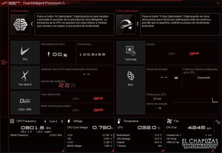 Asus ROG Strix Z490-I Gaming - Software 1