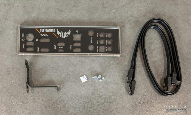 Asus TUF Gaming Z490-Plus (Wi-Fi) - Accesorios 2