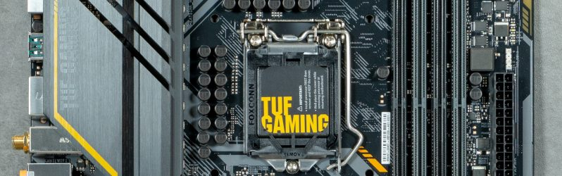 Review: Asus TUF Gaming Z490-Plus (Wi-Fi)