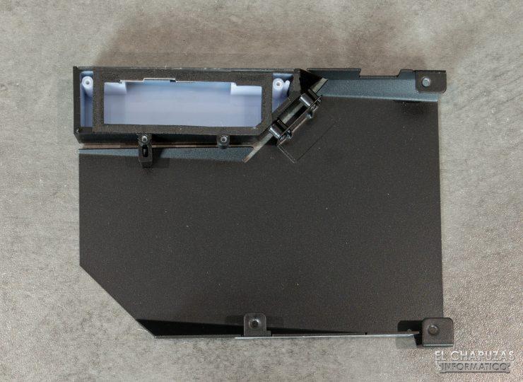 Creative Sound Blaster AE-5 Plus - Carenado desmontado