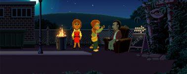 Delores: A Thimbleweed Park gratis desde la Epic Games Store y Steam