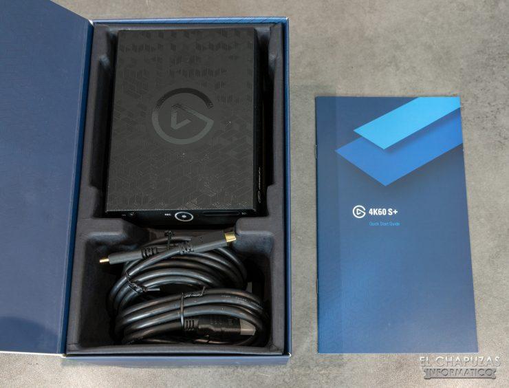 ElGato 4K60 S+ - Embalaje 5