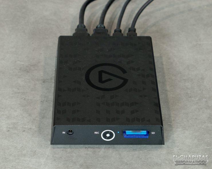 ElGato 4K60 S+ - Pruebas