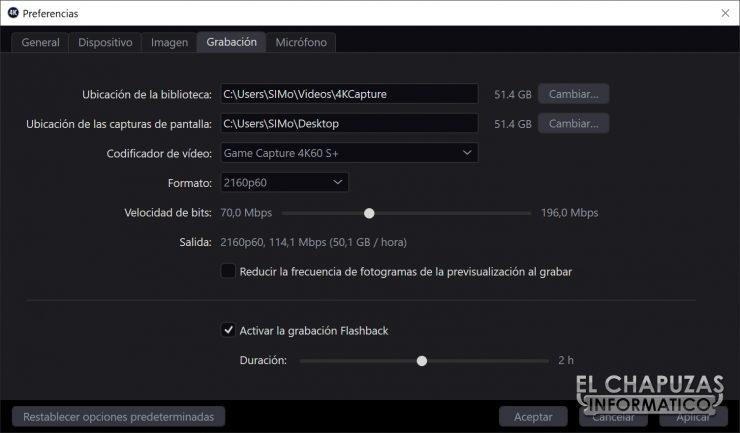 ElGato 4K60 S+ - 4K Capture Utility 5