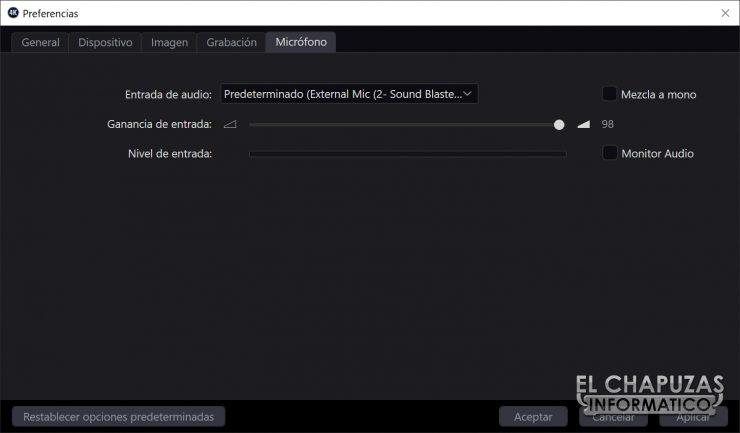 ElGato 4K60 S+ - 4K Capture Utility 6