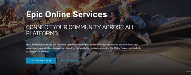 Epic Games anuncia el Epic Online Services para unir a los jugadores multijugador con Steam y consolas