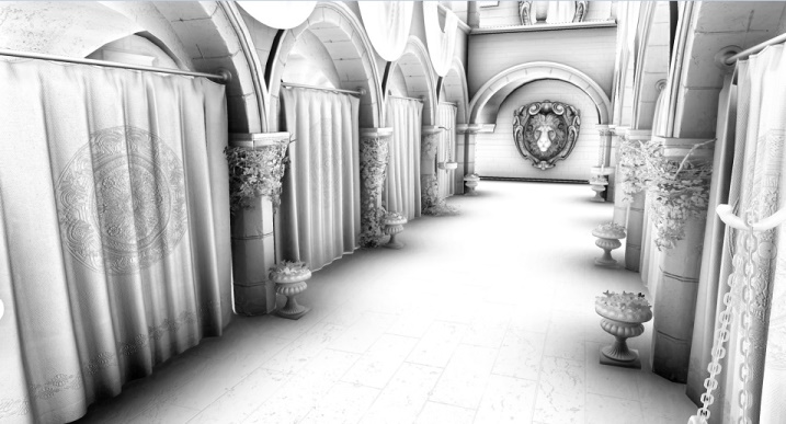 FidelityFX Ambient Occlusion