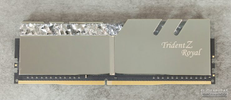 G.Skill Trident Z Royal DDR4 (4000 MHz – CL15) 2