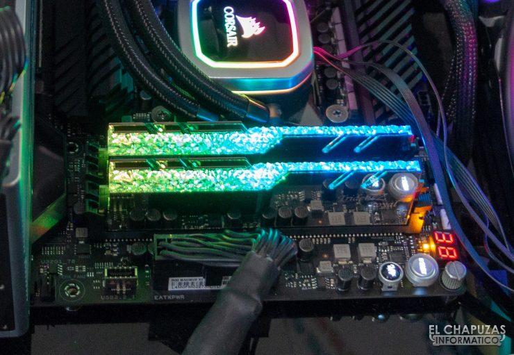 G.Skill Trident Z Royal DDR4 (4000 MHz – CL15) - Equipo de pruebas 3