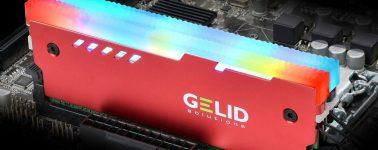 GELID Lumen: Añadiendo iluminación LED RGB a tu RAM por un módico precio