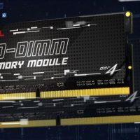 GeIL lanza sus memorias DDR4 SO-DIMM @ 3200 MHz para la nueva generación de portátiles gaming