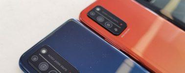 El Honor X10 se filtra en imágenes: Cámara selfie retráctil, Kirin 825 5G y batería de 4300 mAh