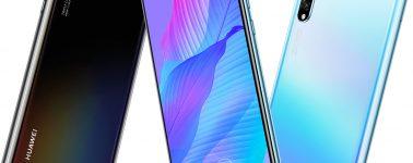 Huawei Y8p: 6.3″ OLED, SoC Kirin 710F, 4000 mAh y un precio de 245 euros