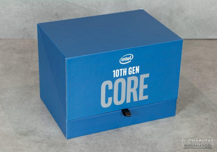 Intel Core i9-10900K - Embalaje 1