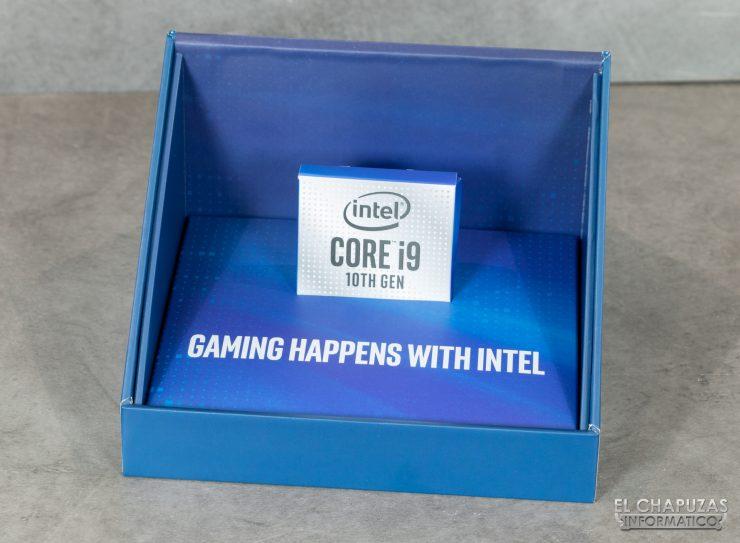 Intel Core i9-10900K - Embalaje 3