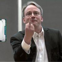 Linus Torvalds actualiza su ordenador: se decantó por un AMD Ryzen Threadripper 3970X