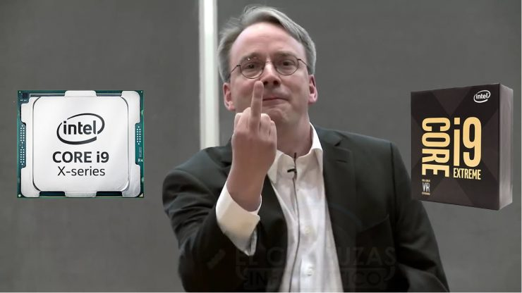 Linus Torvalds Intel 740x416 0