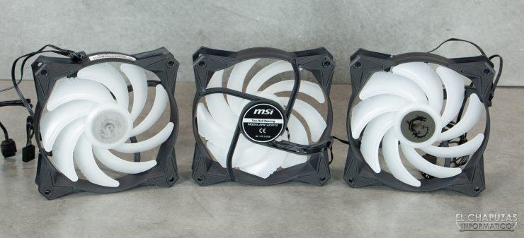 MSI MAG Coreliquid 360R - Accesorios 3