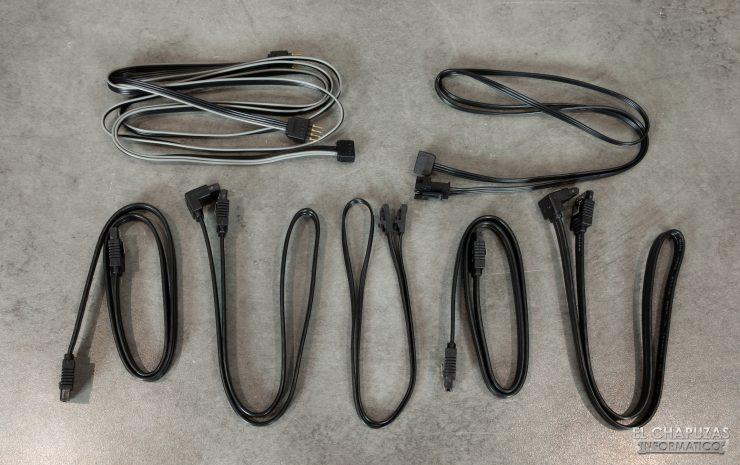 MSI MEG Z490 Ace - Cables