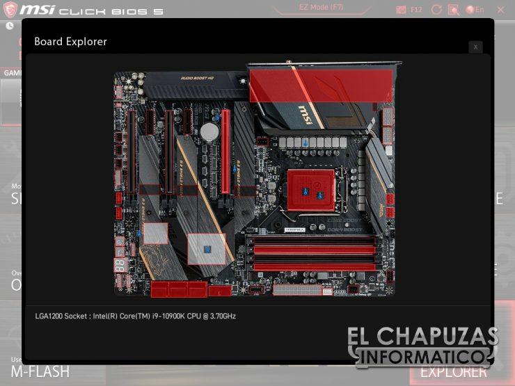 MSI MEG Z490 Ace - BIOS 10