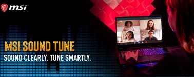 MSI Sound Tune: La IA de la compañía para la cancelación de ruido por software