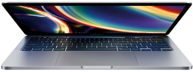 MacBook Pro de 13 pulgadas 2020 740x275 0