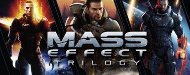 Mass Effect llegará en forma de una trilogía remasterizada antes del 31 de Marzo