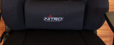Review: Nitro Concepts E250 (Silla gaming textil)