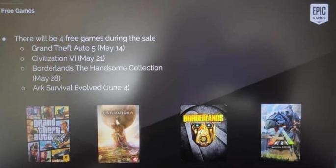 Posibles juegos gratuitos Epic Games Store mayo y junio 0
