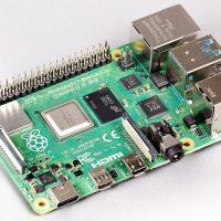 Llega una nueva Raspberry Pi 4 con 8 GB de RAM y sistema operativo de 64 bits