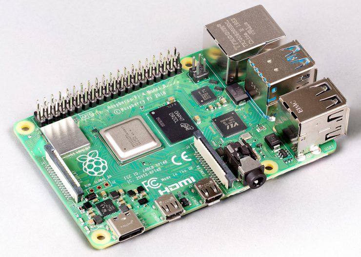 Raspberry Pi 4 8GB 740x526 0