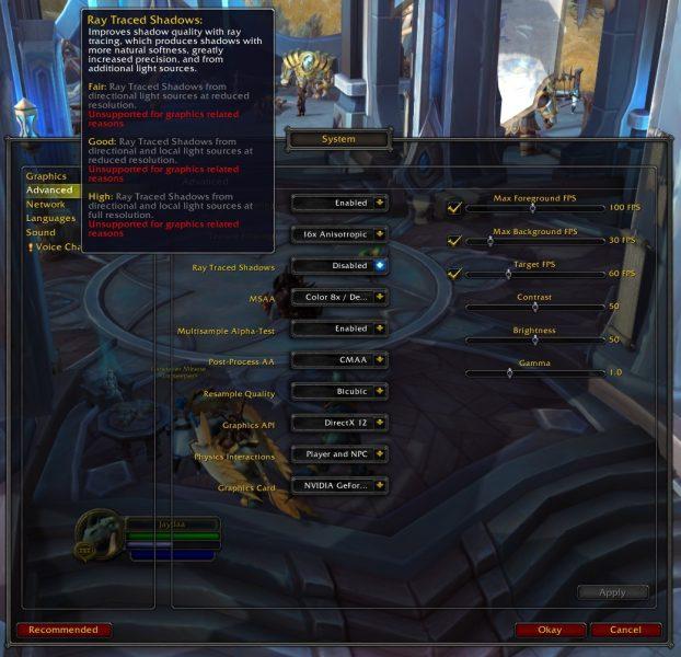 Warcraft: Shadowlands