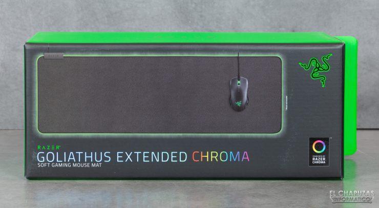 Razer Goliathus Extended Chroma - Embalaje 1