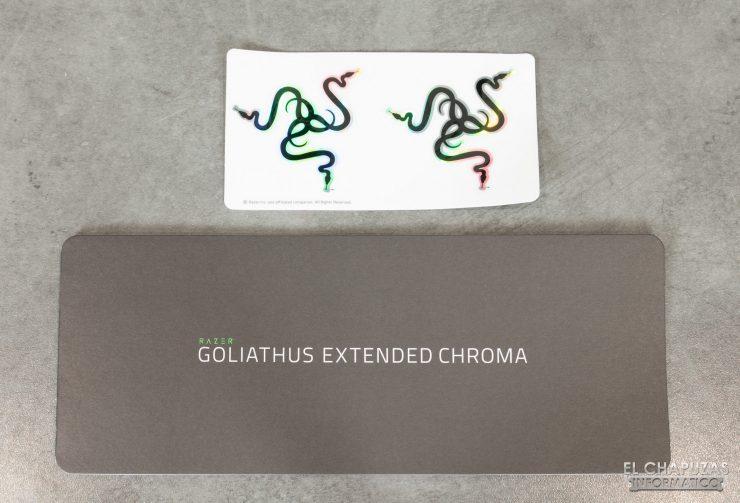 Razer Goliathus Extended Chroma - Accesorios