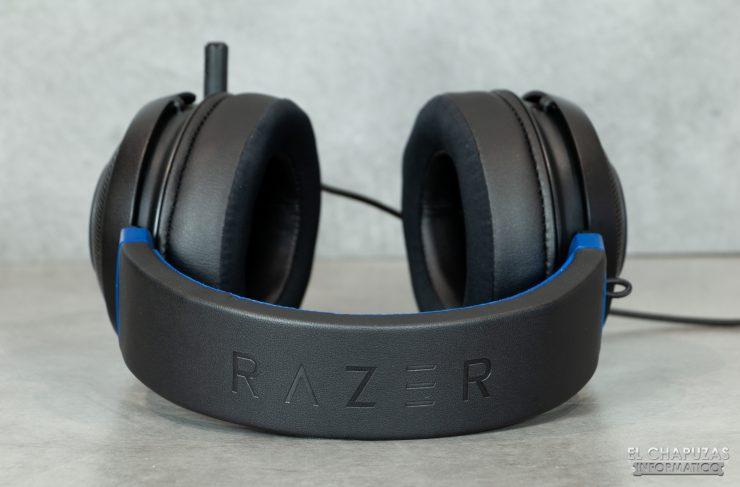 Razer Kraken for Consoles - Diadema exterior