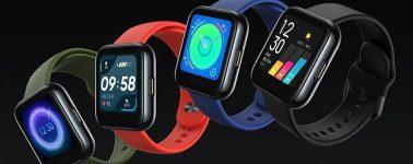 Realme Watch: 1.4″, sensor cardíaco, nivel de óxigeno en sangre y 9 días de autonomía
