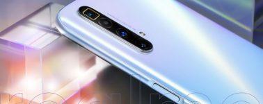 Realme X3 SuperZoom: 6.57″ FHD+ @ 120 Hz, Snapdragon 855+ y cuádruple cámara trasera