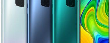 Redmi 10X 5G, Redmi 10X Pro y Redmi 10X 4G con SoCs MediaTek anunciados
