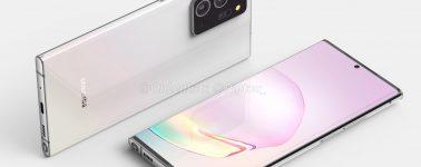 Samsung Galaxy Note20 Ultra: 6.9″ @ 120 Hz y un precio de partida en torno a los 1.300 euros