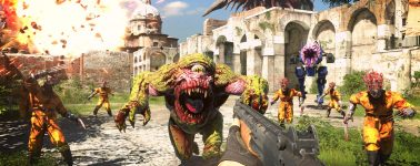 Devolver Digital muestra los primeros gameplays de Serious Sam 4 y Shadow Warrior 3