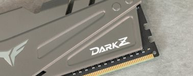 Review: Team Group T-Force Dark Z DDR4 (3200 MHz)