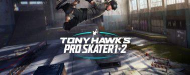 Tony Hawk's Pro Skater 1+2 anunciado para PC, PlayStation 4 y Xbox One
